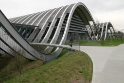 スイス建築 & 現代アート