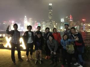 2017-18 12/29-1/2 Ultra Trail Tai Mo Shan UTMT年越しツアーご参加、鍋島様 旅行記