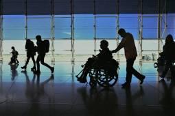 車椅子でフランスを旅する