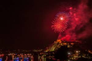 ラインの火祭り(Rhein in Flammen)