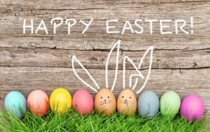 イースター(復活祭):春分の日の後の最初の満月の次の日曜日