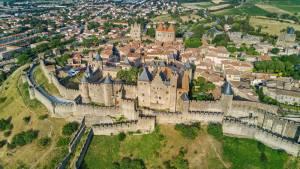 フランスの人気観光地第2位の底力、カルカッソンヌ