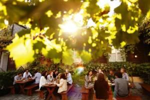 ウィーンの森のワイン酒場(ホイリゲ)一覧