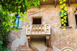 フィレンツェ、ヴェローナ、マッジョーレ湖を巡るハネムーン 7日間