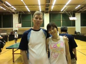 RALLY TALK VOL.9 ハワイ卓球協会会長 リック会長