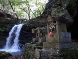 滝行体験ツアー(日帰り、東京発)