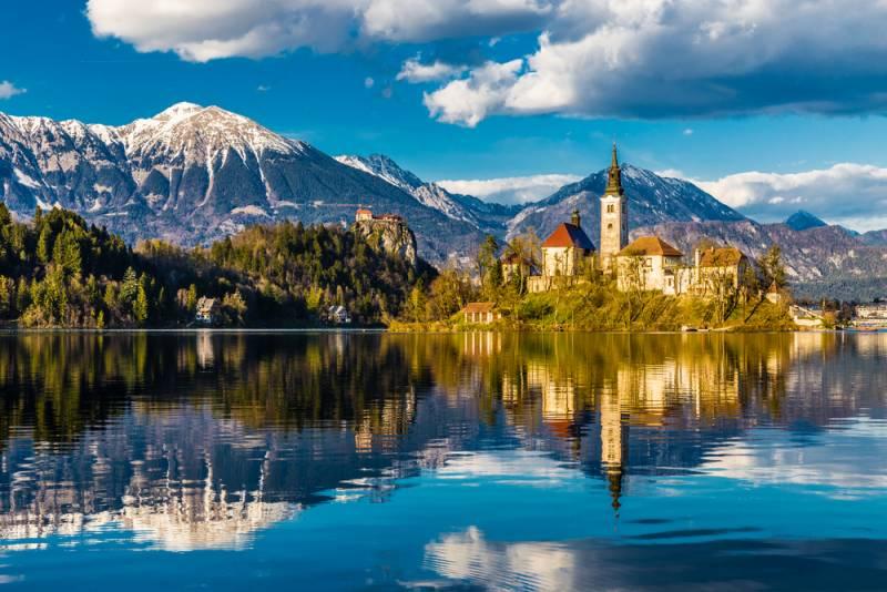 スロベニア観光/旅行【最新情報】スロベニアテレビ番組情報 「アルプスの瞳スロヴェニア」