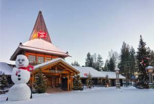 クリスマスに向けて大忙し?フィンランドのサンタクロース村