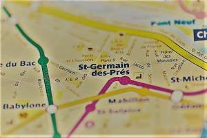 パリを歩こう!|6ème arrondissement