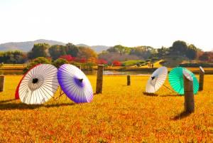 Sunny trip to Okayama