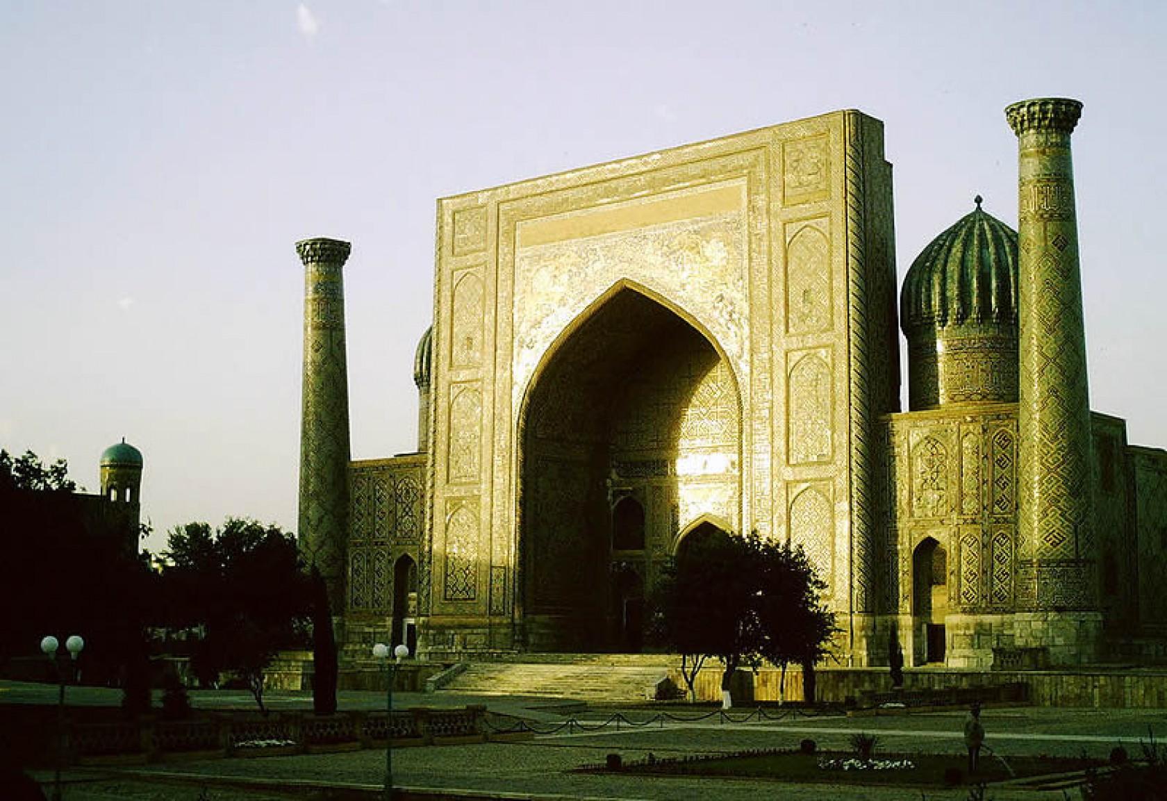 【2015年】ウズベキスタン旅行 8日間