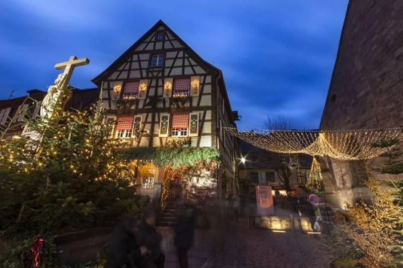 選ばれし職人さんによる手工芸品が充実!カイゼスベルグのクリスマス