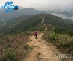 1/31-2/4 香港9Dragons 参加ツアー50km&50マイル6ポイント