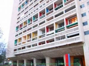 Le Corbusierの建築   ユニテダビタシオン