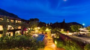 イタリア 新婚旅行におすすめなホテル 第6位 イスキア島 Hotel Villa Angela