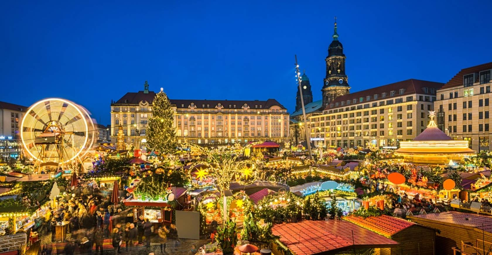冬のドイツ旅行☆ドイツ伝統のクリスマスマーケット