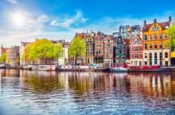 オランダでゆったりハネムーン7日間♡~アムステルダム連泊~