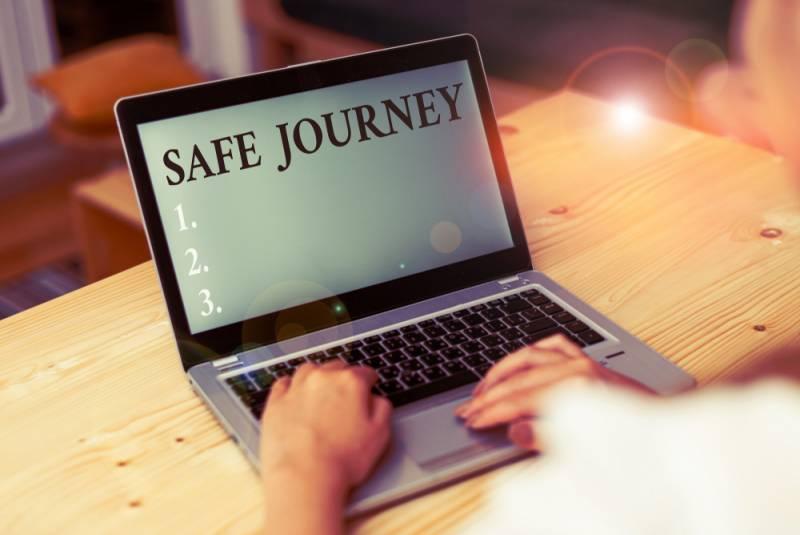 安全の情報について