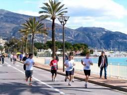 2017「モナコラン|リヴィエラ・クラシック・マラソン23.8km参戦ツアー」2名様