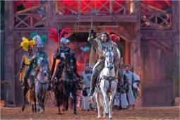 迫力MAX!カルテンベルク中世騎士祭2019&ノイシュヴァンシュタイン城と世界遺産ヴィース教会6日間