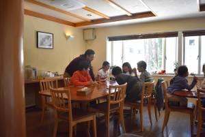 春イングリッシュキャンプ in 白馬 2nd day 2nd part