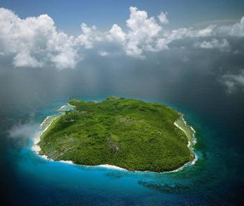 セレブ御用達 フリゲート島