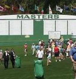 2016年マスターズ・ゴルフトーナメント観戦パッケージ〈コース4 練習ラウンドと本戦フルコース〉
