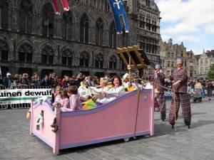 ベルギー☆イーペルの猫祭り~イーペルの戦い~