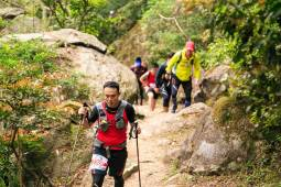 2018 3/1-5 香港 土井陵選手と行く!Trans Lantau トランスランタオ 100,50,25km 参加ツアー エントリー付 先着15名様限定 早割10/20まで