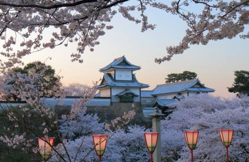 Balade au Japon féodal à Kanazawa