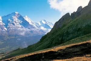 幸せなハネムーンスイス旅行
