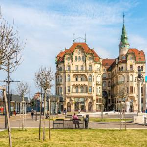地方都市オラデアの2つの魅力♪【ルーマニア情報】