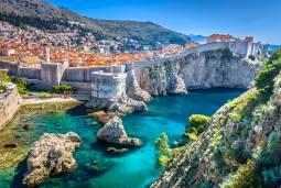 南欧の蒼い海 絶景3都市紀行 ~クロアチア・ドブロヴニクとギリシャ・ミコノス島&サントリーニ島~ 現地8日間
