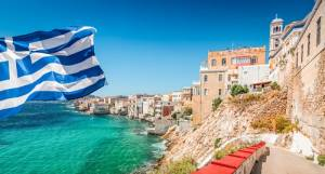 ギリシャ国旗の9本の横縞の意味とは?