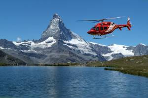 スイス旅行のおすすめスポット【エア・チェルマットでマッターホルン夢の周遊飛行♪】