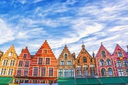 *当サイト限定*ベルギー料理の昼食付き! ブリュッセル+ブルージュ 日帰り観光