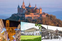 ヨーロッパ3つの温泉周遊  黒い森とバーデンバーデン滞在+ストラスブールクリスマス市巡り+スイス2つの温泉を巡る旅 11日間(ドイツ・フランス・スイス)