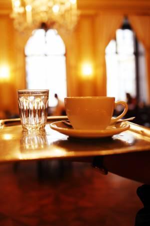 ウィーンでカフェ体験♪