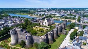 中世の宮廷文化を感じられる街 アンジェ(Angers)