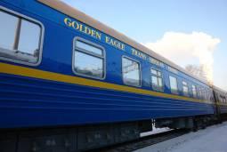 モンゴルからモスクワまで豪華列車ゴールデンイーグル号の旅13日間