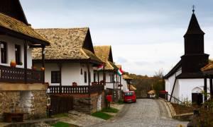 世界遺産ホッロークーの古村落【ハンガリー情報】