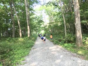 English Camp 6日目(8月3日) AJ特製パンケーキ