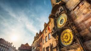 500年以上の歴史を誇る天文時計【チェコ情報】