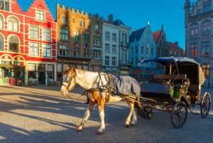 お客様からの声~クリスマス前のベルギー旅行~