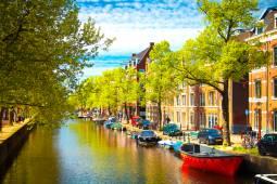 オランダとベルギーの美しい景色に出会う旅<鉄道利用> 6日間