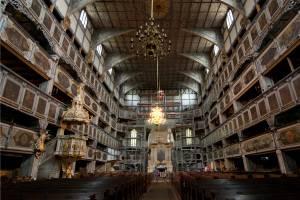 ポーランドの歴史が詰まった平和教会