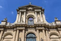 フランス貸し切りコンサート|パリ サン・ロック教会