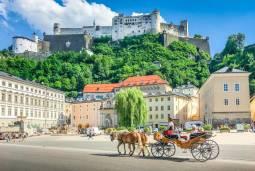 映画『サウンド・オブ・ミュージック』の舞台とウィーン観光💗ハネムーン7日間
