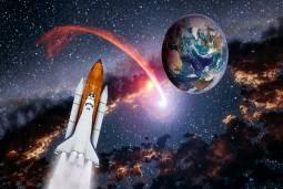 <特別企画> 「宇宙センター特別公開見学とアウトドアキャンプ」  9月30日発 2日間 小学1年生も参加できます