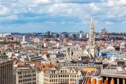 鉄道で巡る3か国弾丸ツアー 7日間 ~アムステルダム・ブリュッセル・パリ~